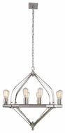 Urban Classic 1472D31PN Illumina Modern Polished Nickel Chandelier Light