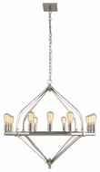 Urban Classic 1472G39PN Illumina Contemporary Polished Nickel Chandelier Light