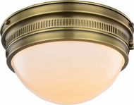 Urban Classic 1474F12BB Pria Burnished Brass Overhead Lighting Fixture