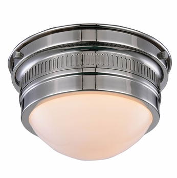 Urban Classic 1474F8PN Pria Polished Nickel Flush Lighting