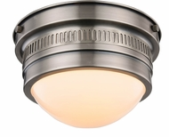 Urban Classic 1474F8VN Pria Vintage Nickel Flush Mount Lighting