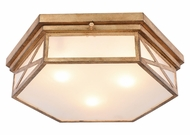 Urban Classic 1477F18GI Penta Golden Iron  Ceiling Lighting Fixture