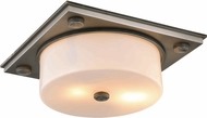 Urban Classic 1480F13VN Travis Vintage Nickel Ceiling Light Fixture