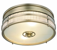 Urban Classic 1481F12BB Anjelica Burnished Brass Flush Lighting