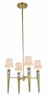 Urban Classic 1489D26BB Olympia Burnished Brass 26  Chandelier Light
