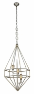 Urban Classic 1492D22SL Marquis Modern Vintage Silver Leaf 22  Foyer Lighting Fixture