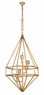 Urban Classic 1492D30GI Marquis Modern Golden Iron 30  Foyer Lighting