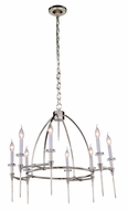 Urban Classic 1499D30PN Celtic  Polished Nickel Chandelier Light