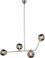 Urban Classic 1507G50PN Leda  Contemporary Polished Nickel 50  Chandelier Light