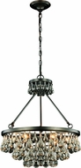 Urban Classic 1509D22BZ Bettina Bronze 22  Ceiling Pendant Light