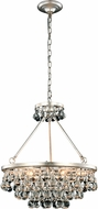 Urban Classic 1509D22SL Bettina Silver Leaf 22  Drop Lighting Fixture