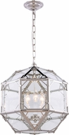 Urban Classic 1514D14PN Gordon Modern Polished Nickel 14  Drop Ceiling Lighting