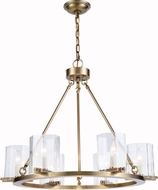 Urban Classic 1524D27BB Monterey Burnished Brass 27.5  Ceiling Chandelier