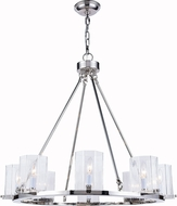 Urban Classic 1524D32PN Monterey Polished Nickel 32.5  Chandelier Lamp