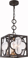 Urban Classic 1526D10ACAG Trinity Aged Copper 10  Foyer Lighting Fixture