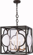 Urban Classic 1526D18ACCG Trinity Aged Copper 18  Entryway Light Fixture