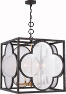 Urban Classic 1526D22ACAG Trinity Aged Copper 22  Foyer Lighting Fixture