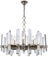 Urban Classic 1530D30PN-RC Lincoln Polished Nickel 30  Drop Lighting