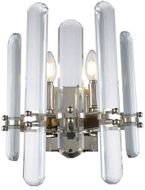 Urban Classic 1530W12PN-RC Lincoln Polished Nickel Wall Lighting Sconce