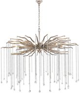 Urban Classic 1539G42DAS Willow Drizzled Antique Silver Halogen 42  Drop Ceiling Light Fixture