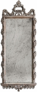 Uttermost 05030 Via Giulia 28  Wide Distressed Long Mirror