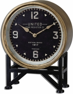 Uttermost 06094 Shyam Vintage Table Clocks