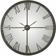 Uttermost 06419 Amelie Vintage Large Bronze Wall Clock
