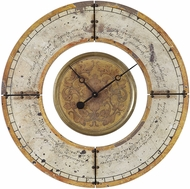 Uttermost 06453 Ezekiel Vintage Weathered Wall Clock