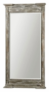 Uttermost 07652 Valcellina 74 Inch Tall Transitional Weathered Wood Mirror