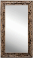 Uttermost 08159 Damon Wood Wall Mirror