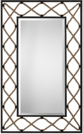 Uttermost 09112 Darya Nautical Rope Wall Mounted Mirror