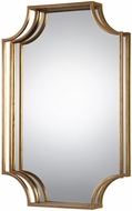 Uttermost 09123 Lindee Gold Wall Wall Mirror