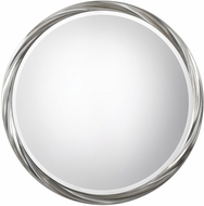 Uttermost 09278 Orion Silver Wall Mirror