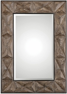 Uttermost 09279 Wilder Aged Wood Wall Mounted Mirror