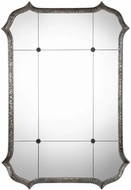 Uttermost 09282 Lesina Hammered Silver Mirror