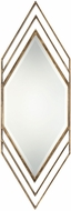 Uttermost 09305 Javon Contemporary Chevron Wall Mirror