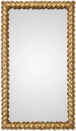 Uttermost 09345 Yamuna Metallic Gold Wall Mirror