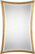 Uttermost 09349 Vermejo Antiqued Gold Leaf Wall Mirror