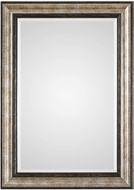 Uttermost 09366 Shefford Antiqued Silver Wall Mounted Mirror