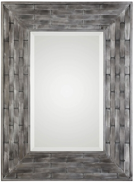 Uttermost 09369 Pantano Industrial Weave Wall Mounted Mirror