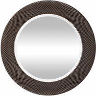 Uttermost 09379 Aziza Bronze Wall Mounted Mirror