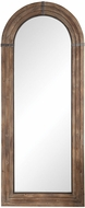 Uttermost 09394 Vasari Wooden Arch Wall Mounted Mirror