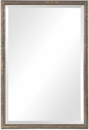 Uttermost 09405 Barree Antiqued Champagne Wall Mounted Mirror