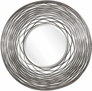 Uttermost 09418 Galtero Silver Wall Mounted Mirror