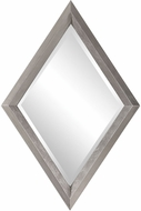 Uttermost 09424 Diamante Silver Mirror