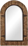 Uttermost 09429 Cassidy Wooden Arch Wall Mounted Mirror