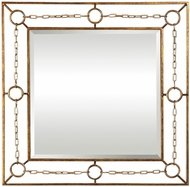 Uttermost 09440 Rafello Champagne Wall Mounted Mirror