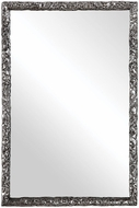 Uttermost 09460 Greer Charcoal Glaze Wall Mounted Mirror