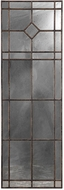 Uttermost 09464 Winthrop Burnished Rust Bronze Wall Mounted Mirror
