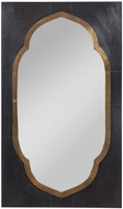 Uttermost 09489 Shanti Lightly Oxidized Dark Bronze Wall Mirror